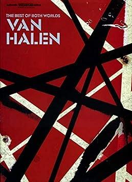 Van Halen: The Best Of Both Worlds. Für Gitarrentabulatur