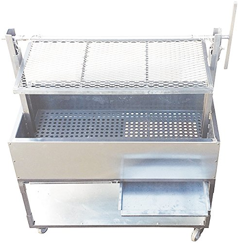 48'' Charock or Wood Argentinian broiler (Made in USA)
