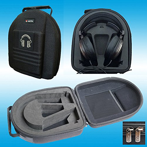 Price comparison product image V-MOTA TDC headphone suitcase Carry case boxs For Audio-Technica ATH-L3000 ATH-W1000Z ATH-A950LTD ATH-W1000X ATH-W5000 ATH-A900ti ATH-A5X ATH-A9X ATH-A7X ATH-A100TL ATH-W10VTG (headset suitcase)