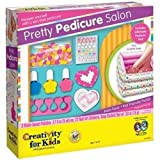 Creativity for Kids Pretty Pedicure Salon