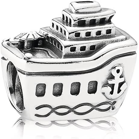 Pandora Charm Sterling Silver 925 791043 (Does Not Come in Pandora Box)