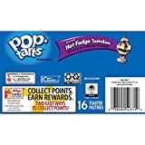 Pop Tarts Frosted Hot Fudge Sundae Pastries 16