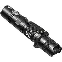 NITECORE MT22C 1000 Lumen Infinite Brightness Multitask Flashlight, Black