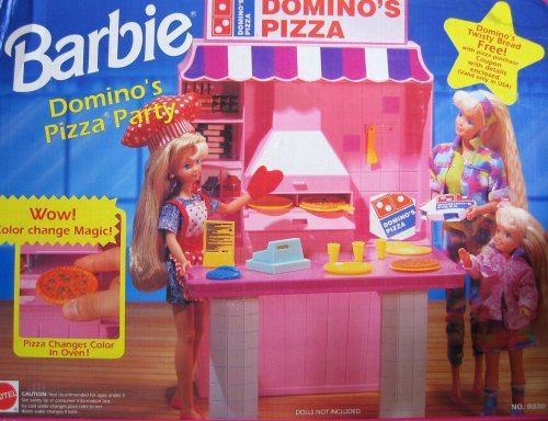 barbie-dominos-pizza-party-playset-1993-arcotoys-mattel