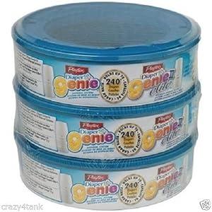 Playtex Diaper Genie Value Pack 720