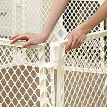 North States Superyard Ultimate Play Yard, Ivory From North States 4