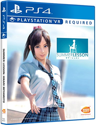 Summer Lesson English Subtitle PlayStation 4 product image
