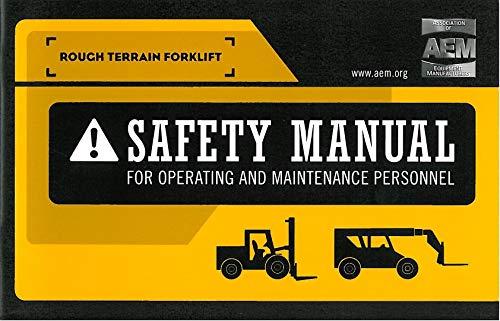 AEM Rough Terrain Forklift Safety Manual ()