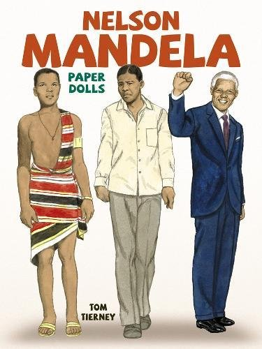 Nelson Mandela Paper Dolls