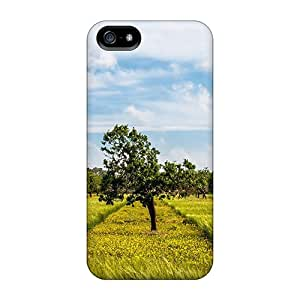 Excellent Design Beautiful Grove In Summer Case Cover For Iphone 5/5s