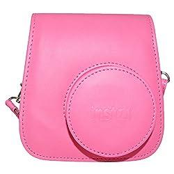 Fujifilm Instax Mini 9 Groovy Camera Case - Flamingo Pink