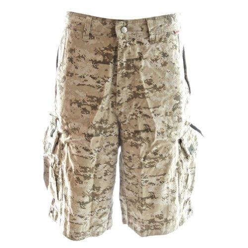 Pocket Cargo Shorts Desert Camo - 2