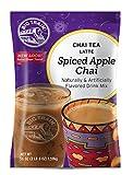 Big Train Chai Tea Latte, Spiced Apple, 3.5 Pound, Powdered Instant Chai Tea Latte Mix, Spiced Black Tea with Milk, For Home, Café, Coffee Shop, Restaurant Use