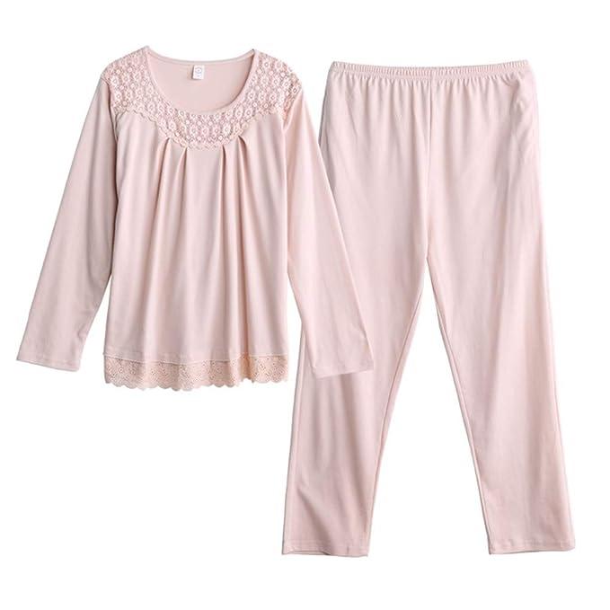 MEIXIA Pijamas Batas Kimonos Ropa De Dormir Pijamas De ...