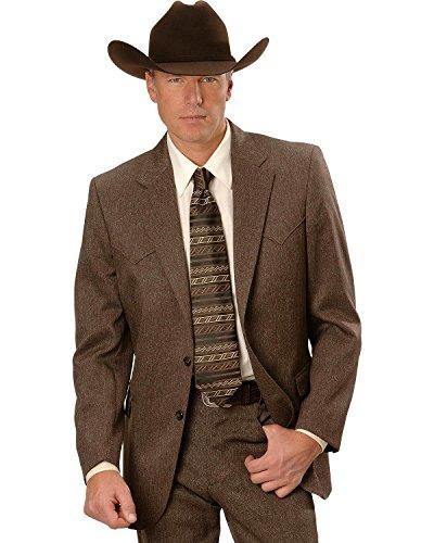 Western Suit Jacket - 4