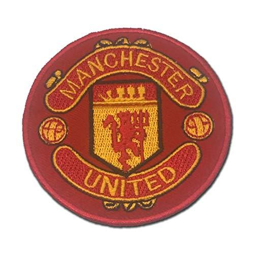 Manchester United MUFC Man U Round Red 3