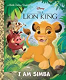 Best Golden-books-books-kids - I Am Simba (Disney The Lion King) Review