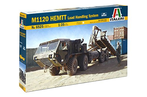 Italeri 6525 - M1120 Hemtt Loading System 1: 35 Scale Model ()