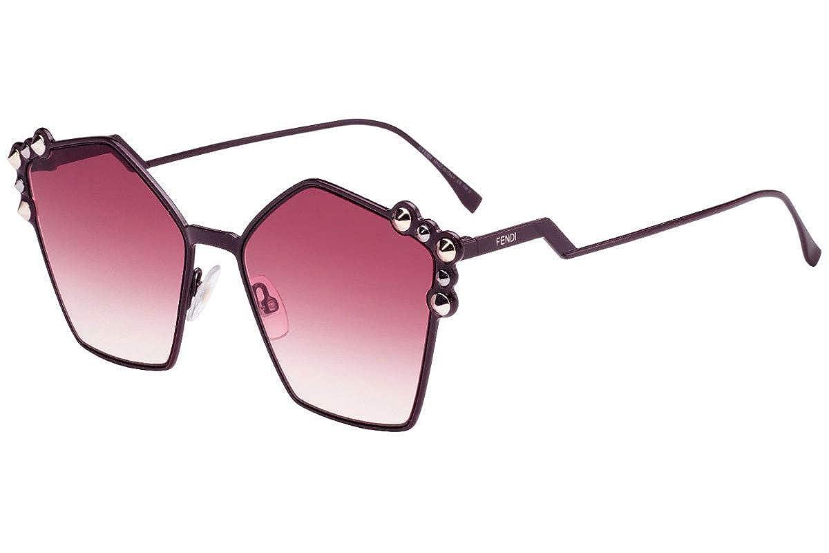 Amazon.com: Fendi FF0261/S FF 0261/S - Gafas de sol con ...