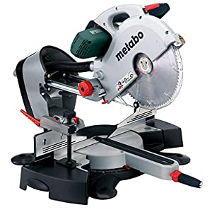 Metabo KGS 315 Plus – 2.2 Kw – Ø 315 mm – Ingletadora telescópica 2200 W disco 315 mm