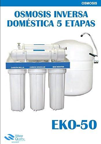 Storm osmosis inversa 5 etapas: Amazon.es: Bricolaje y herramientas