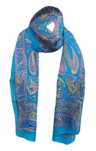 Scarf Paisley Printed Rectangle Fashion product image