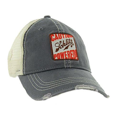 Retro Brand Schlitz Trucker Charcoal Hat