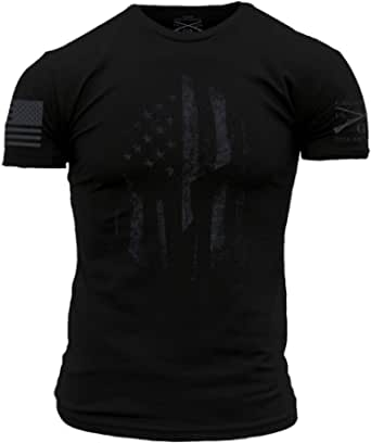 Grunt Style American Spartan 2.0 - Men's T-Shirt