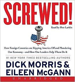 Dick Morris Books