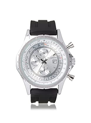 82832cb0eefd Akribos XXIV Hombres AK532SS Negro Base metal del reloj