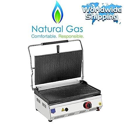Amazon.com: NATURAL GAS 6900 BTU industrial Commercial Grade Kitchen ...