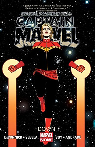 Captain Marvel Vol. 2: Down by [DeConnick, Kelly Sue]