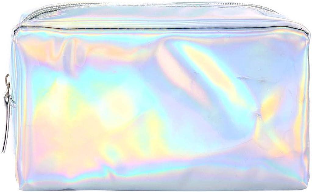 Longra 2019 Unisex Colorido Mini Bolso, Bolso de Cuero con Cremallera Bolsa de cosméticos Bolsa de Maquillaje Bolsa de teléfono: Amazon.es: Ropa y accesorios