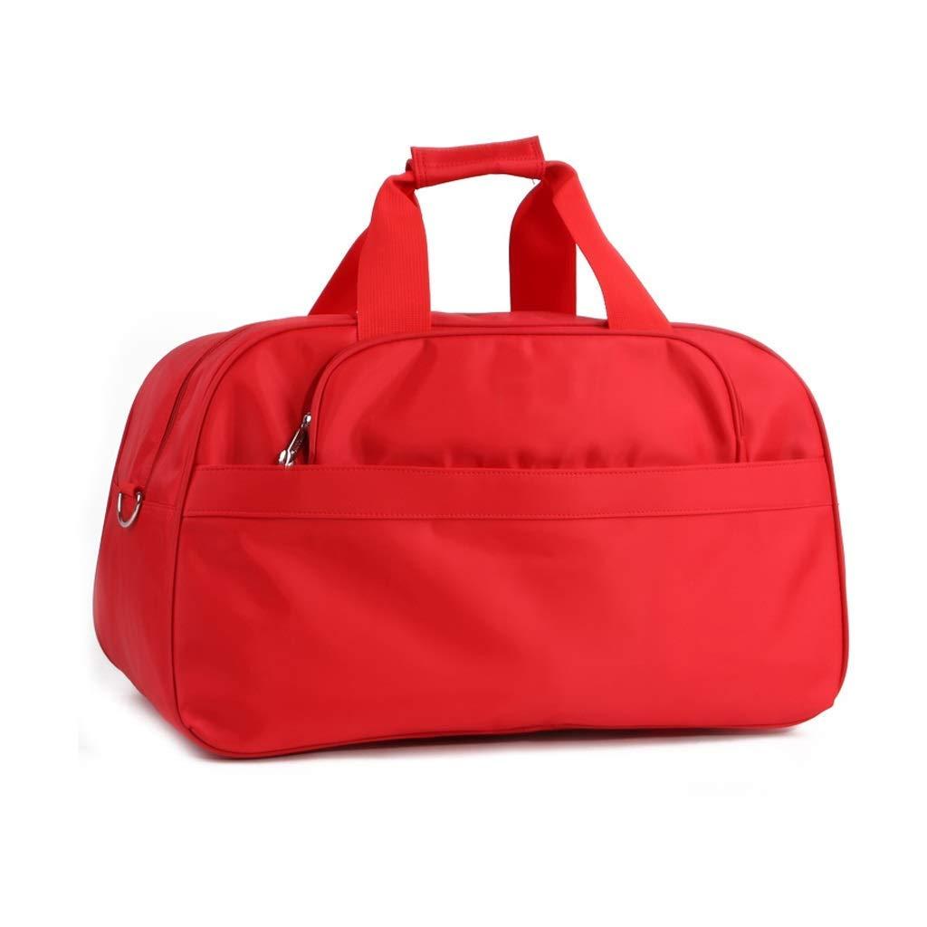 rouge  Yuang Sac de Voyage, portable, Multifonctions, de Sport, de Courte Distance, de Sport, 49,5  21,5  28 cm (5 Couleurs) (Couleur  Bleu)