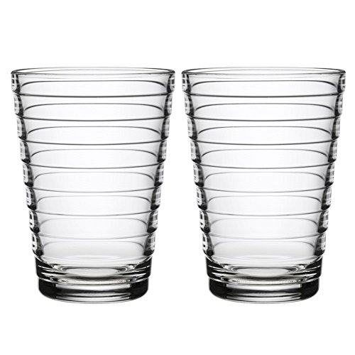 Ittalla Aino Aalto tumbler Set of 2 11oz - 33cl