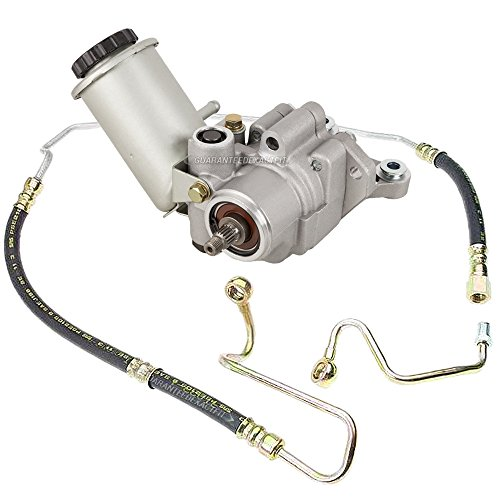 (Power Steering Pump & Hose Kit For Lexus LS400 1990 1991 1992 1993 1994 1995 1996 1997 - BuyAutoParts 86-50021PH NEW )