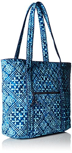 Bradley Tiles Tote Cuban Signature Cotton Vera Rqdwg7R