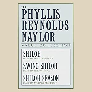 Phyllis Reynolds Naylor Value Collection Audiobook