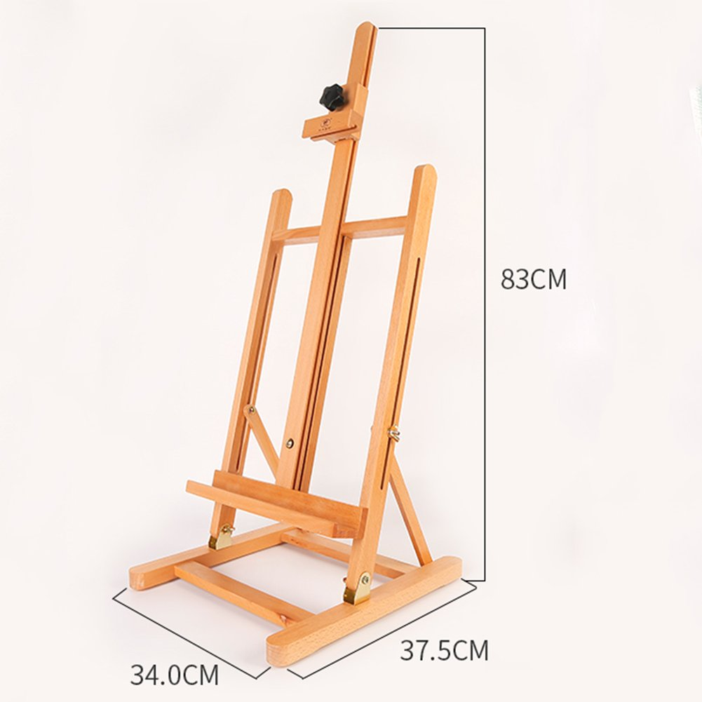 Staffelei Mini Holz Desktop Skizze Ölgemälde Rahmen Display Rack ...