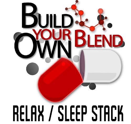 Détendez-vous / sommeil Stack (poudre en vrac) 90 Day Supply
