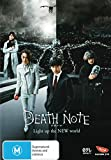 Death Note Light up the New World | Japanese | English Subtitles | English Subtitles | NON-USA Format | PAL | Region 4 Import - Australia
