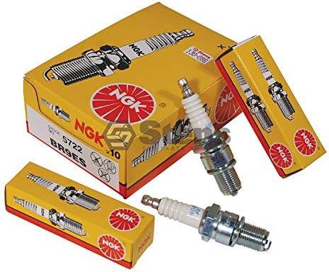 Ngk 5722 Br9es Standardzündkerze Packung Mit 1 Stück Auto