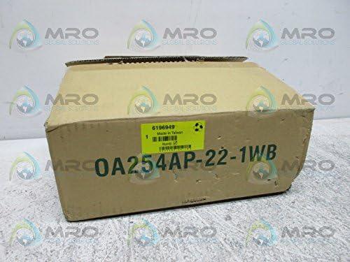 ORION FANS OA254AP-22-1WB FANNEW IN BOX