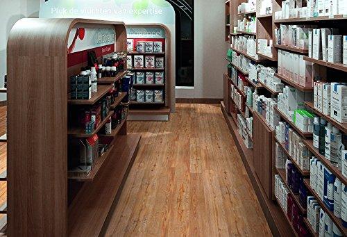 Berry/Alloc Dreamclick Pro River Oak Natural 5mm Luxury Vinyl Plank Flooring 0065968 SAMPLE (Vinyl Planks Oak)