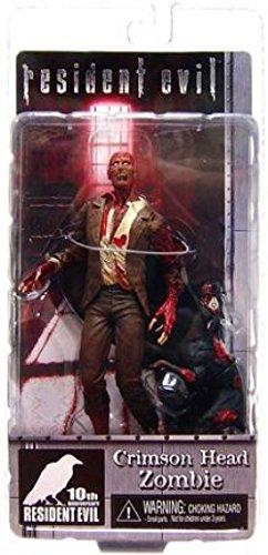 Resident Evil Series 2 Crimson Head Zombie Action Figure