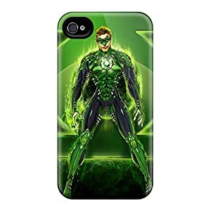 High-quality Durable Protection Cases For Iphone 6plus(green Lantern I4)