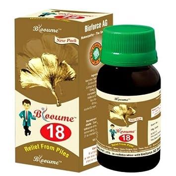 Amazon com: Blooume 18 HEMOSAN 30ml for Lower Back Pain