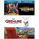 Goonies, The / Gremlins / Gremlins 2: The New Batch (BD) (3FE) [Blu-ray]
