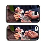 Drug dealer selling drugs cell phone cover case iPhone6