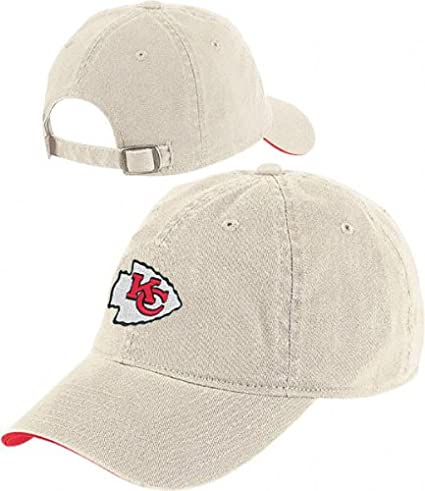 Kansas City Chiefs Cotton Licensed NFL Reebok Hat Cap